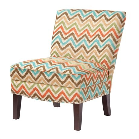 maddison park patterned accent chair